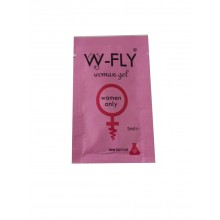 W-Fly Woman Bayan Orgazm Jeli 5 ml Şase